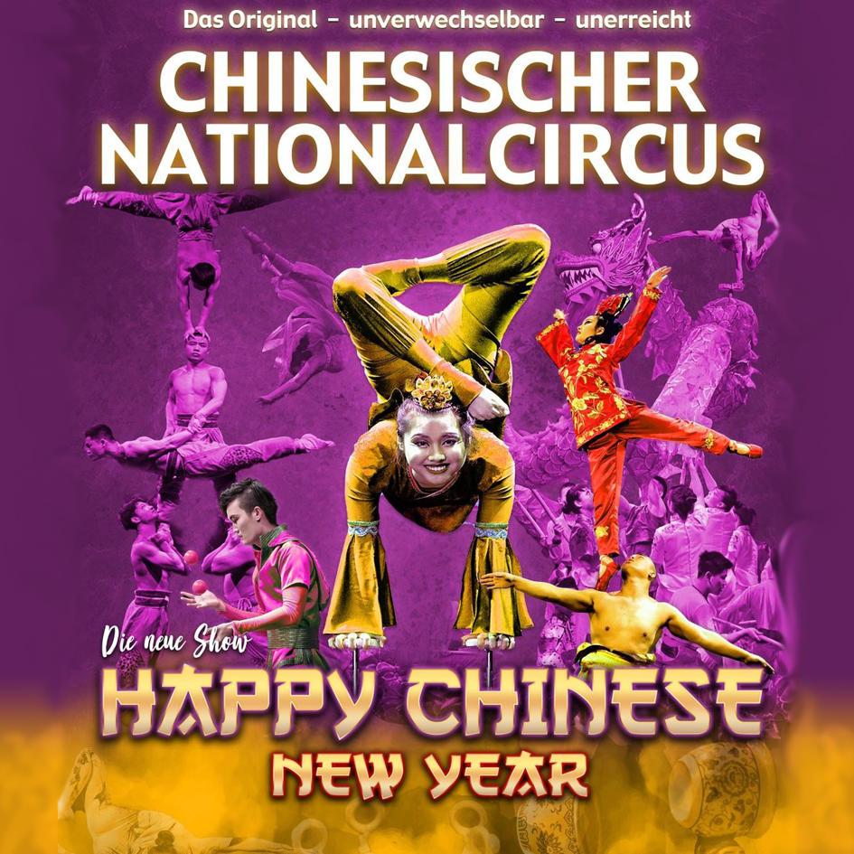 Chinesischer Nationalcircus Tickets