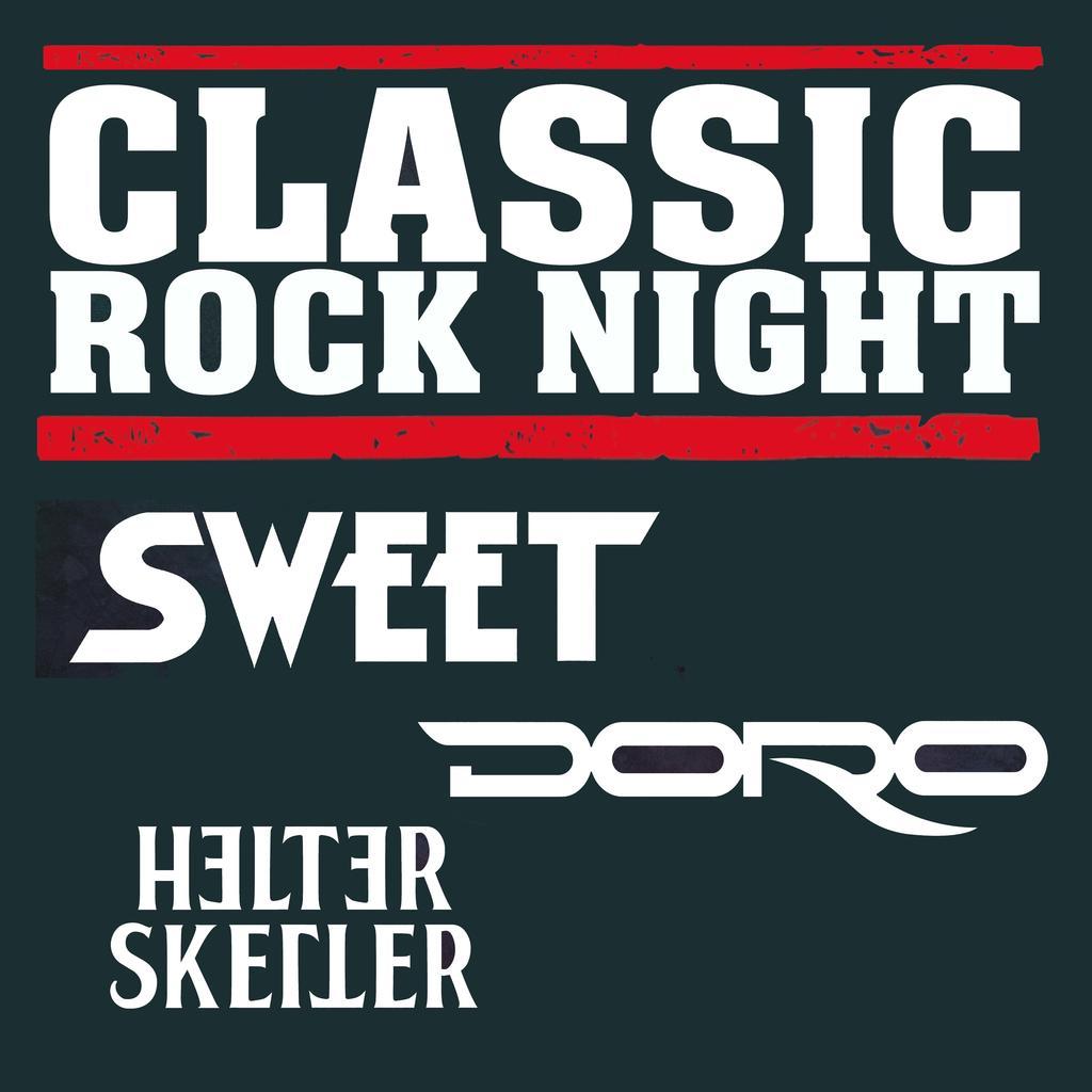 Classic Rock Night Tickets