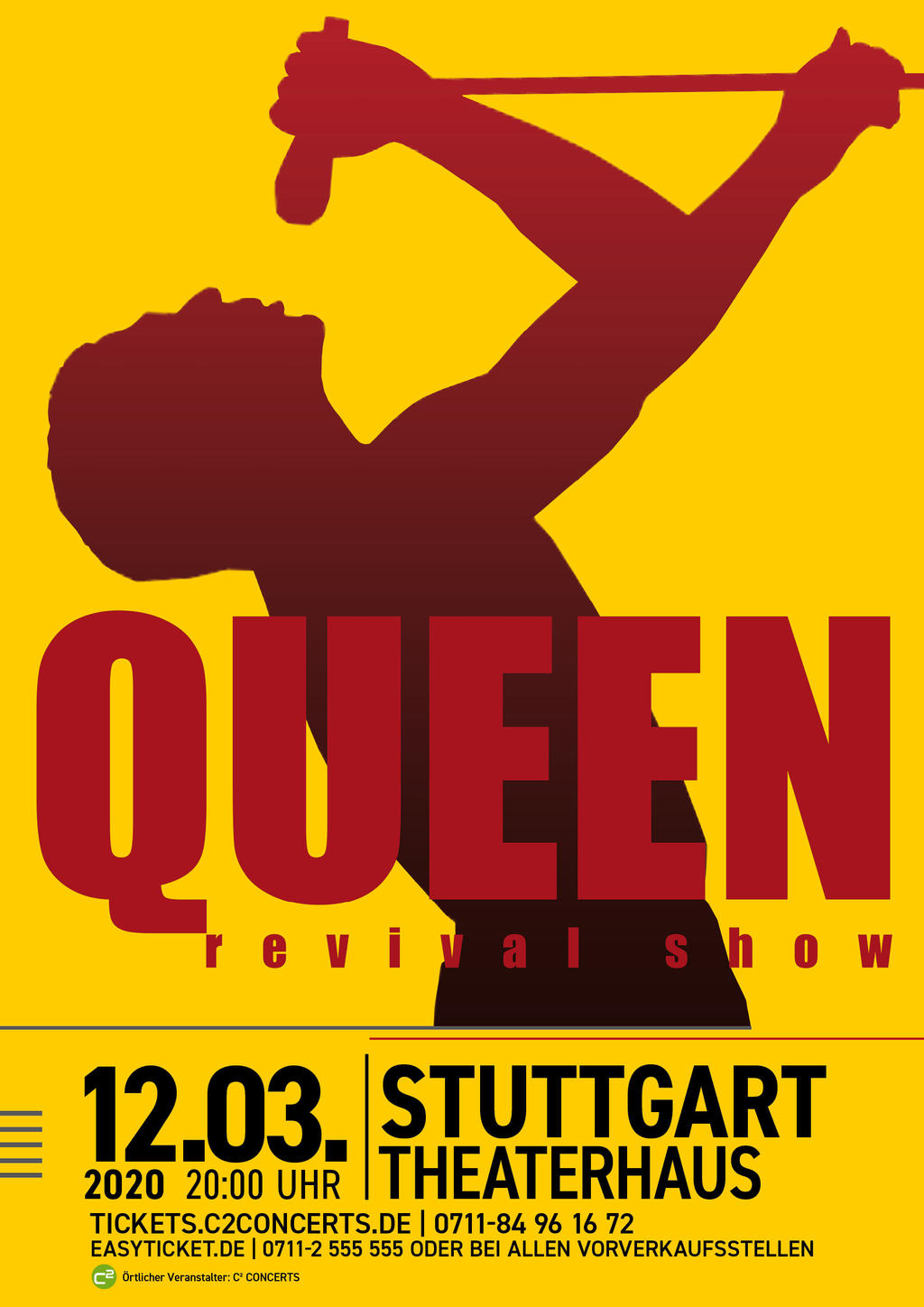 QUEEN REVIVAL SHOW Tickets