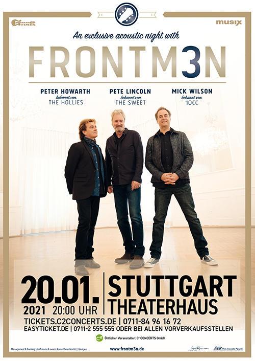 FRONTM3N Tickets