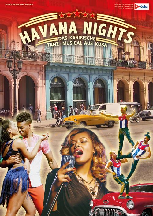 HAVANA NIGHTS Tickets