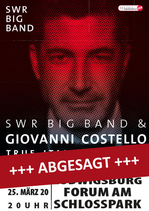 SWR Big Band & Giovanni Costello Tickets