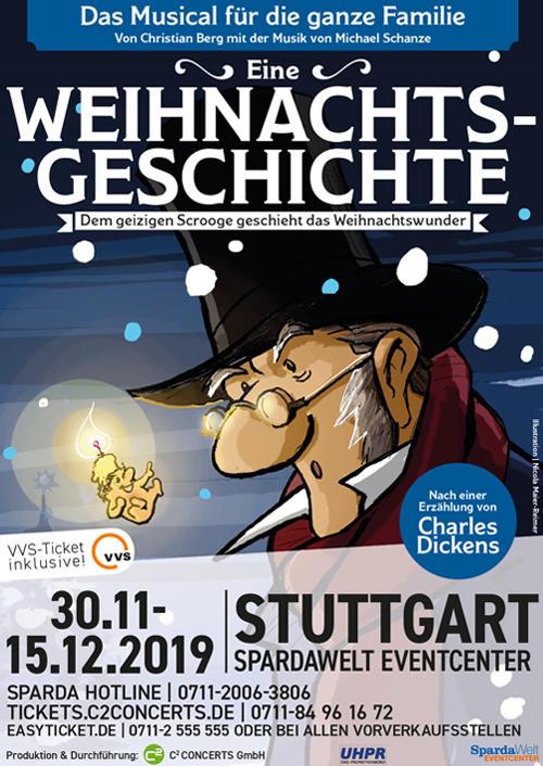 EINE WEIHNACHTSGESCHICHTE Tickets