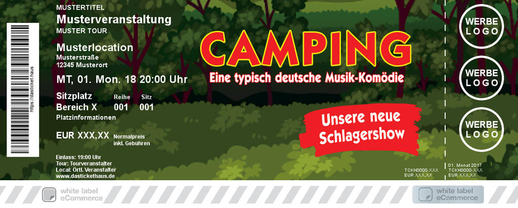 Camping Colorticket