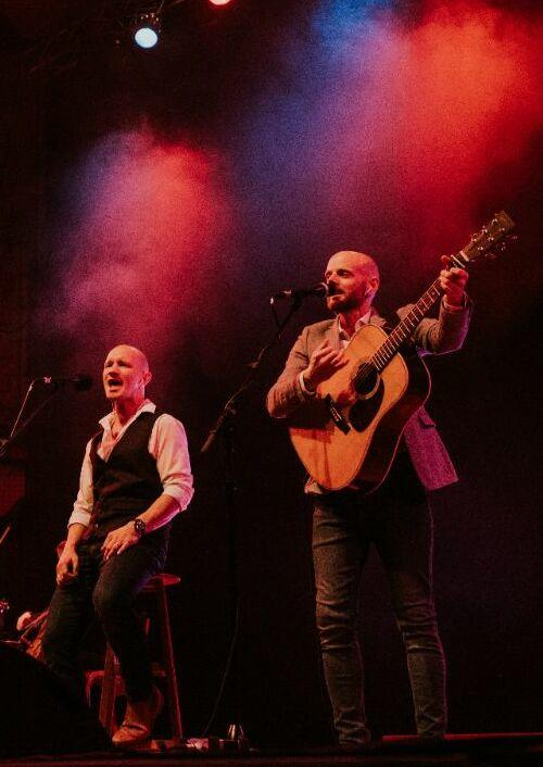 Bookends perform Simon & Garfunkel Tickets