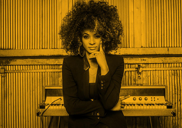 Kandace Springs Tickets