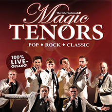 THE INTERNATIONAL MAGIC TENORS Tickets