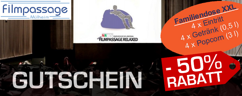 Filmpassage Mülheim Programm