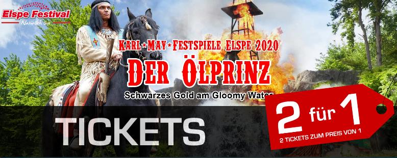 Karl-May-Festspiele 2020   Der Ölprinz