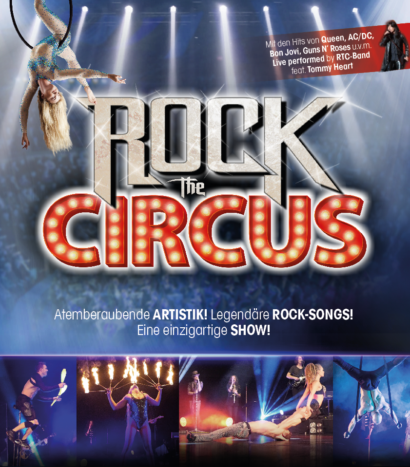 ROCK THE CIRCUS Tickets