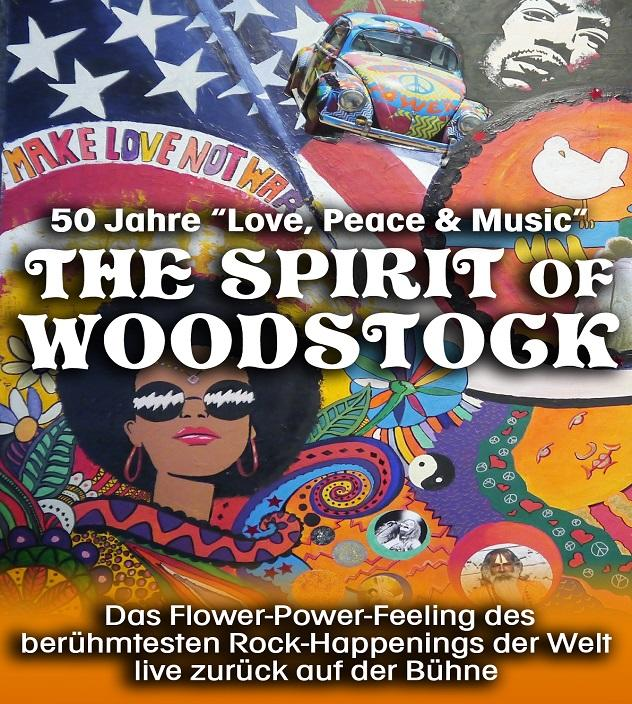 THE SPIRIT OF WOODSTOCK Tickets