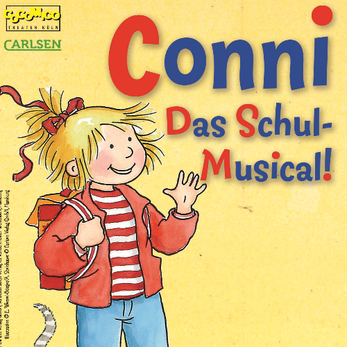 Conni - Das Schul Musical Tickets