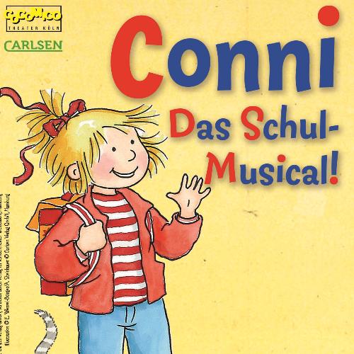 Conni - Das Schul Musical Tickets