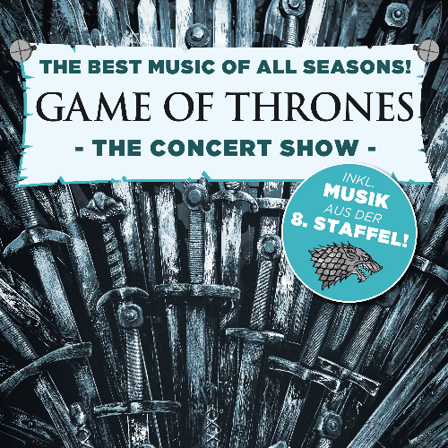 Game of Thrones - The Concert Show Tickets