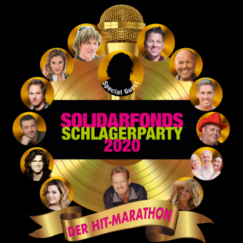 31. Solidarfonds-Schlagerparty - Der Hit-Marathon Tickets