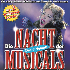 Die Nacht der Musicals Tickets