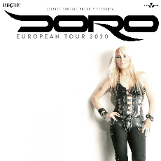 DORO + Special Guest Tickets