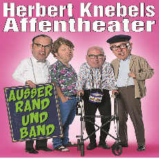 Herbert Knebels Affentheater Tickets