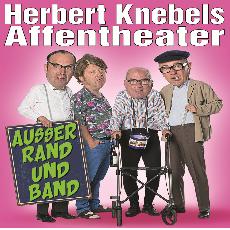 Herbert Knebels Affentheater Tickets