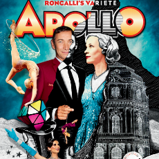 Apollo Varieté Düsseldorf - MAGIC HOTEL - Die Wintershow im Apollo Varieté Tickets