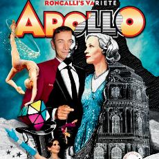 Apollo Varieté Düsseldorf - MAGIC HOTEL - Die Wintershow im Apollo Varieté Tickets