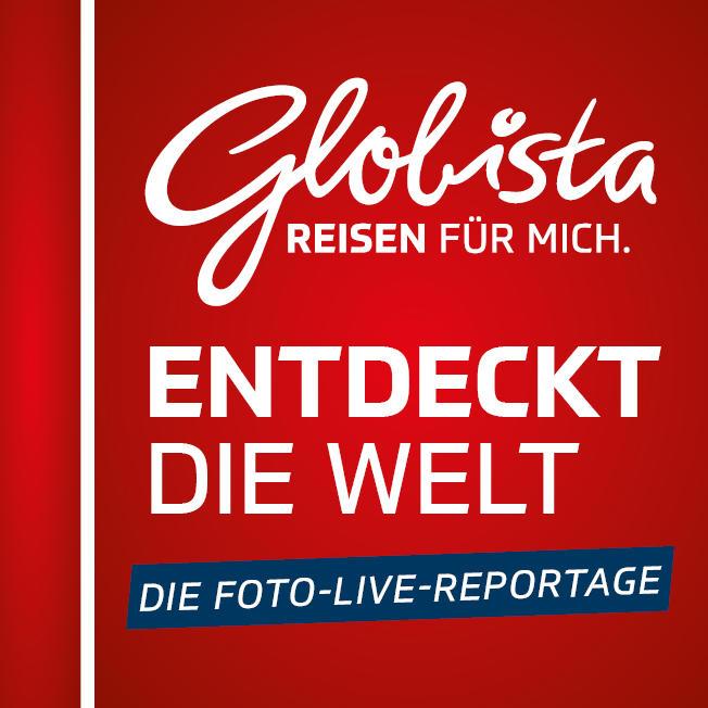 GLOBISTA entdeckt die Welt - Die Foto-Live-Reportage Tickets