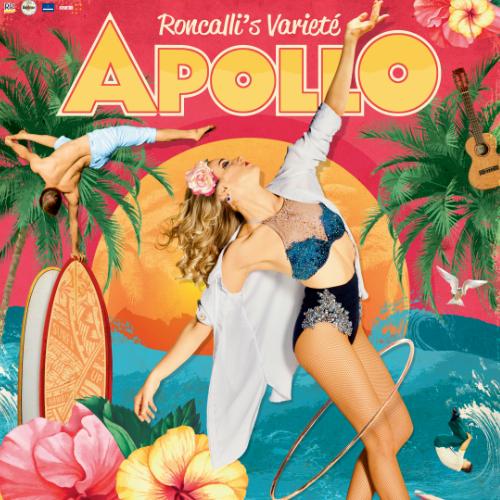 Apollo Varieté Düsseldorf - Aloha Baby Tickets