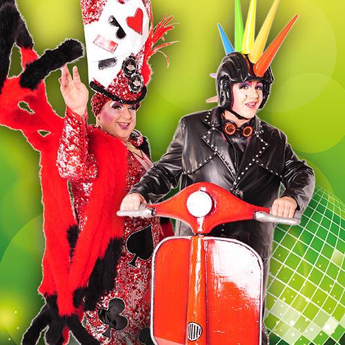 Ham & Egg - Aus Spaß verkleidet Tickets