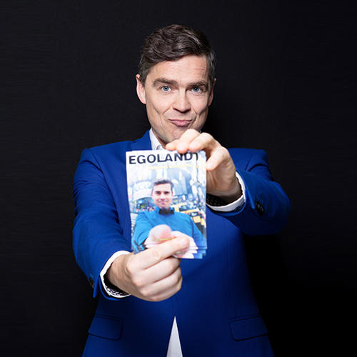 Henning Schmidtke - Egoland Tickets