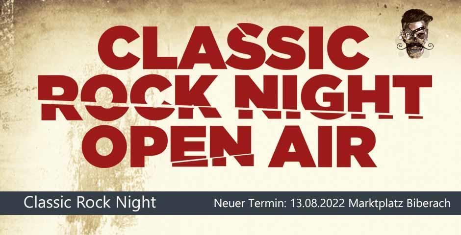Verschoben: Classic Rock Night in Biberach