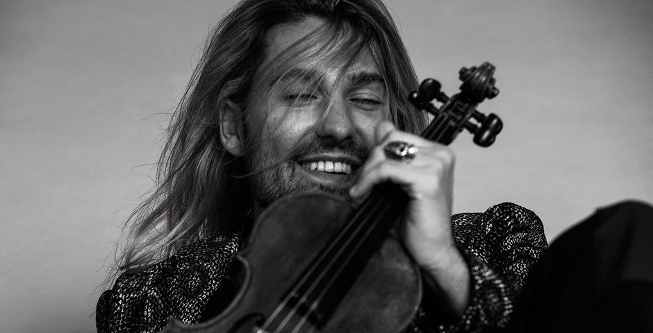 David Garrett am 30.05.2016 im Konzerthaus Freiburg