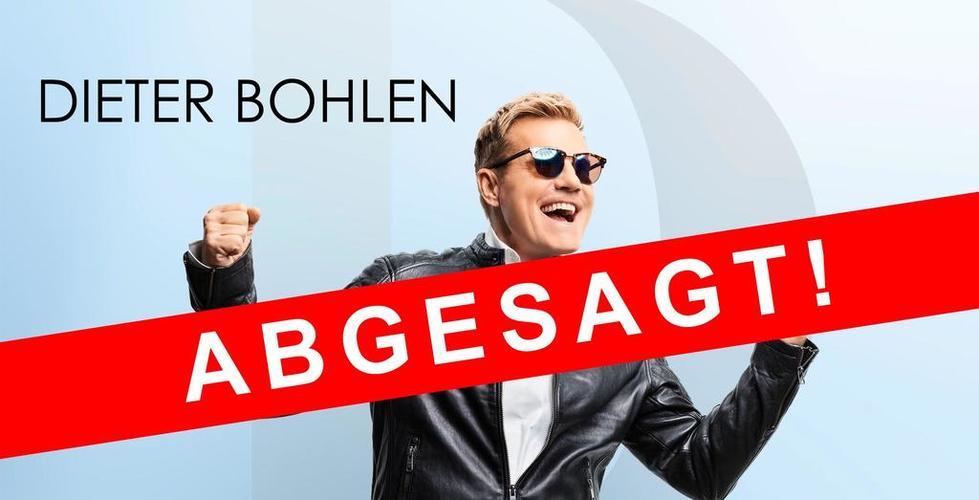 Absage der Dieter Bohlen Konzerts in Neu-Ulm