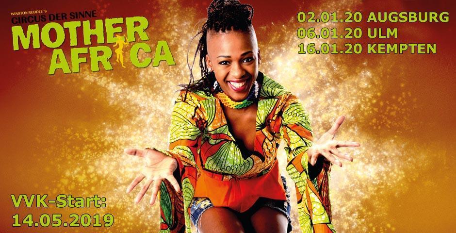 VVK-Start: Mother Africa