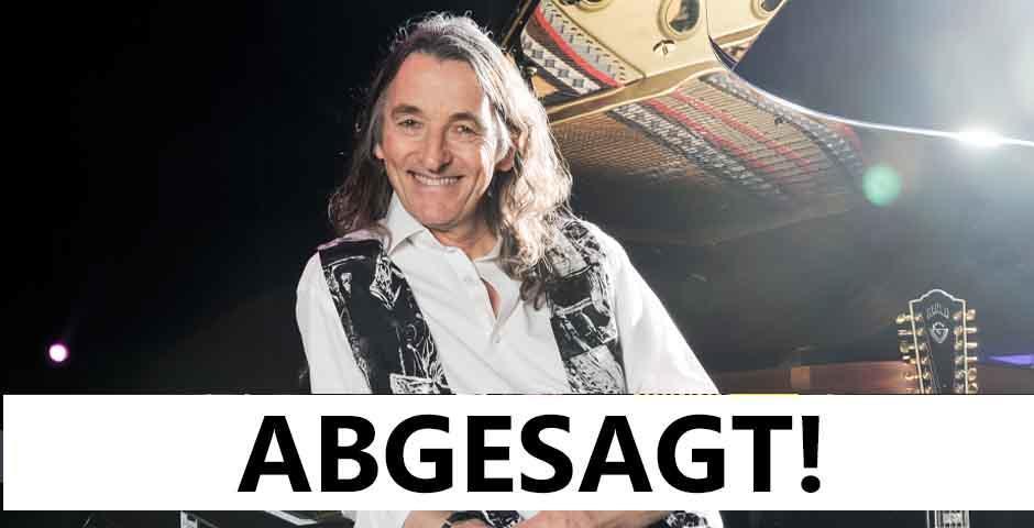 Abgesagt: Roger Hodgson