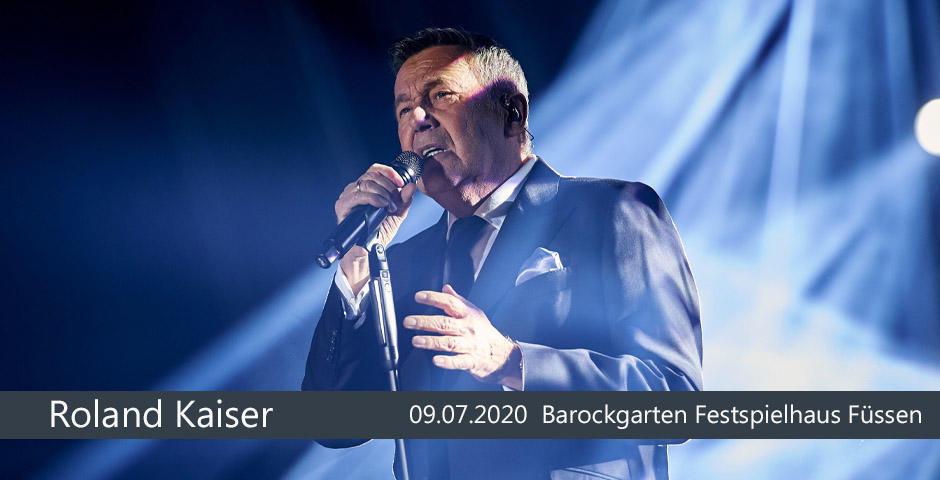 VVK-Start: Roland Kaiser