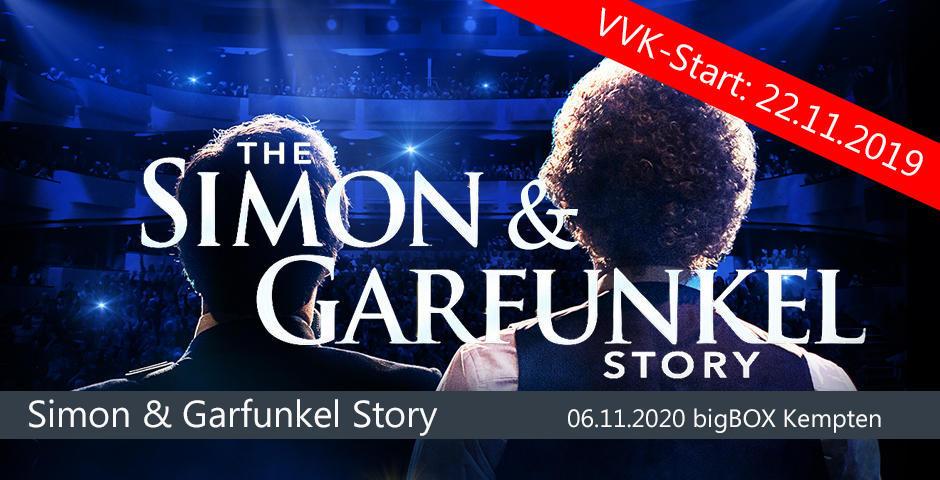 VVK-Start: Simon & Garfunkel Story