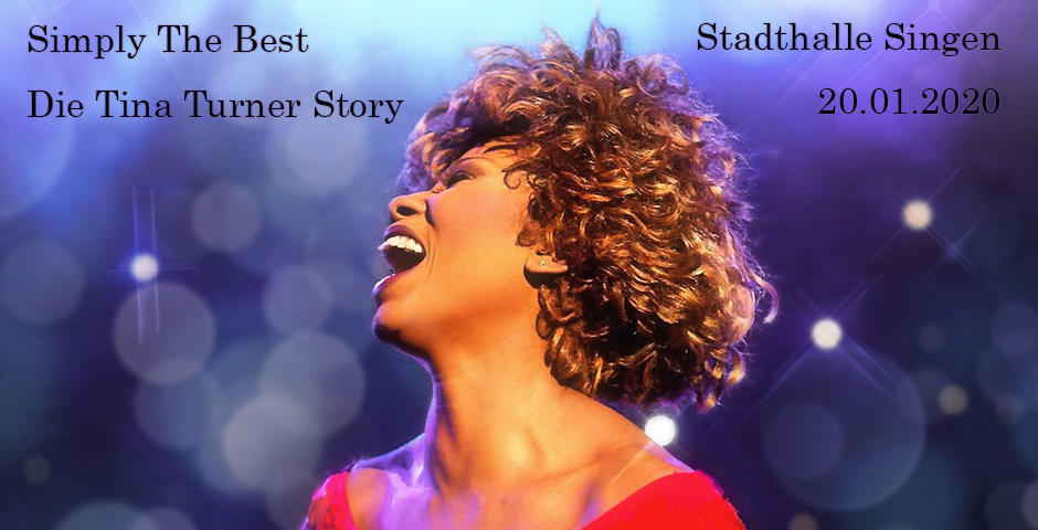 VVK-Start: Simply The Best - Die Tina Turner Story