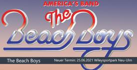 Verschoben: The Beach Boys