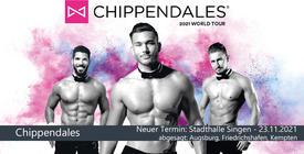 Verschoben / abgesagt: CHIPPENDALES