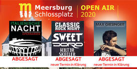 Abgesagt: Meersburg Open Airs 2020