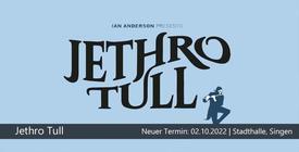 Verschoben: Jethro Tull