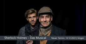 Verschoben: Sherlock Holmes - Next Generation - Das Musical