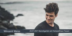 VVK-Start: Wincent Weiss Füssen