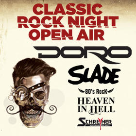 Classic Rock Night Open Air Tickets
