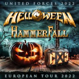 HELLOWEEN & HammerFall Tickets