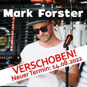Mark Forster Tickets