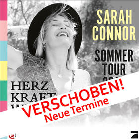 Sarah Connor Tickets