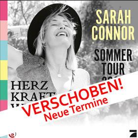 Sarah Connor Tickets