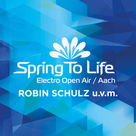 Spring To Life Electro Open Air Tickets