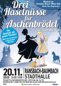DREI HASELNÜSSE FÜR ASCHENBRÖDEL Tickets